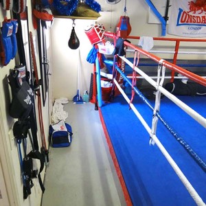 At last ! An Exclusive & Private Gold Coast Boxing Gym!