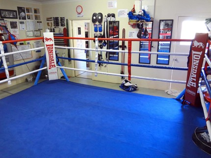 private Boxing ring mma gym robina gold coast