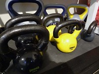 functional mma kettlebell training robina